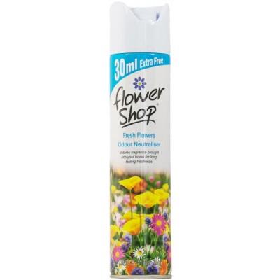 Flower Shop Air Freshener Fresh Flowers 300 ml