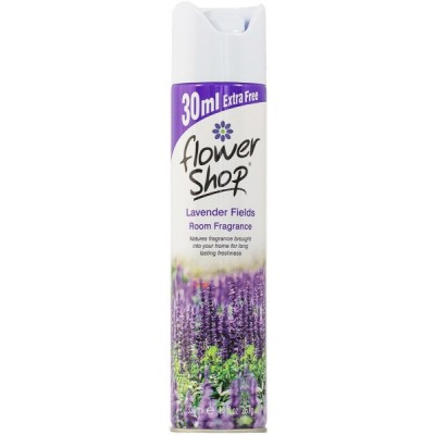 Flower Shop Air Freshener Lavender Fields 300 ml