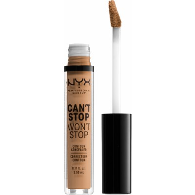 NYX Can't Stop Won't Stop Contour Concealer Neutral Buff 3,5 ml