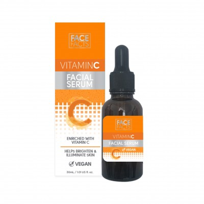 Face Facts Vitamin C Facial Serum 30 ml