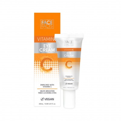 Face Facts Vitamin C Eye Cream 25 ml