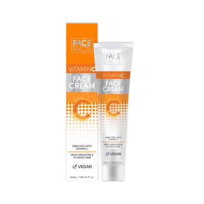 Face Facts Vitamin C Face Cream 50 ml