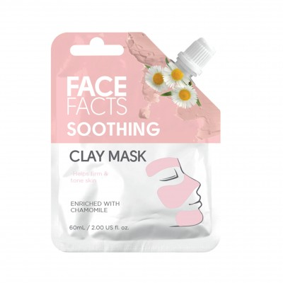 Face Facts Soothing Clay Mask 60 ml