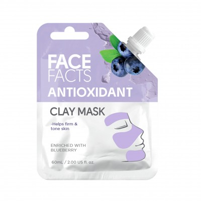Face Facts Antioxidant Clay Mask 60 ml