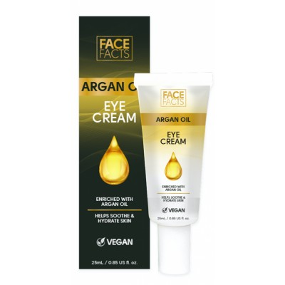 Face Facts Argan Oil Eye Cream 25 ml