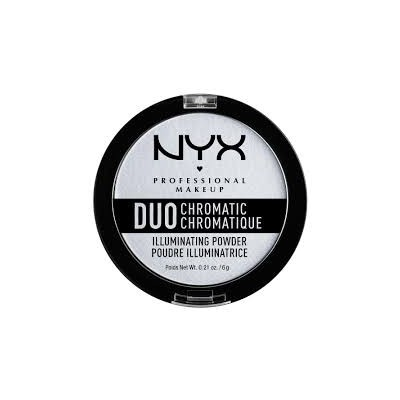 NYX Duo Chromatic Illuminating Powder Twilight Tint 6 g