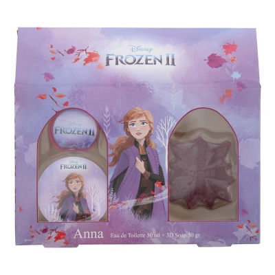 Disney Disney Frozen II Anna EDT & Soap Bar 50 ml + 50 g 50 ml + 50 g