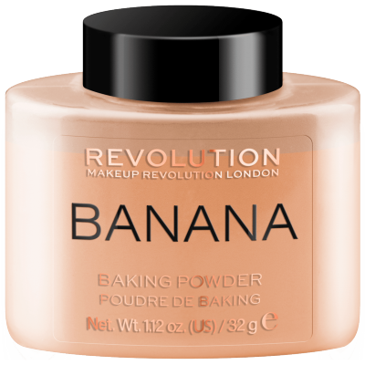 Revolution Makeup Luxury Baking Powder Banana 32 g