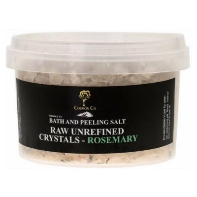 Cosmos Co Raw Unrefined Crystals Rosemary 240 g