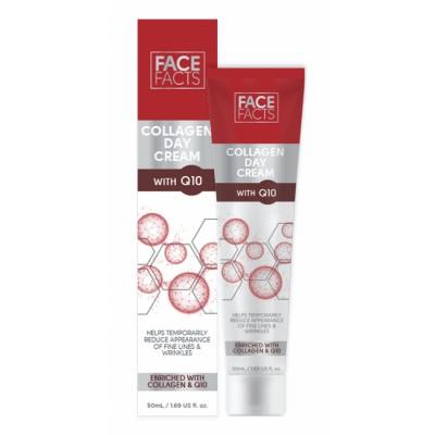 Face Facts Collagen Q10 Day Cream 50 ml