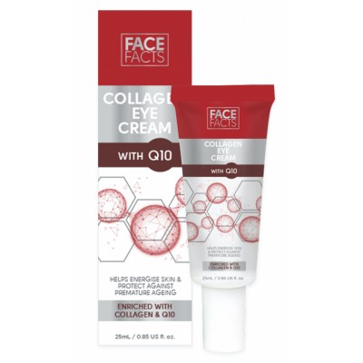 Face Facts Collagen Q10 Eye Cream 25 ml