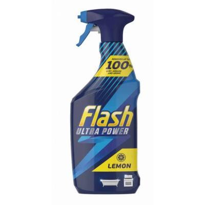 Flash Flash Ultra Power Lemon Spray 750 ml