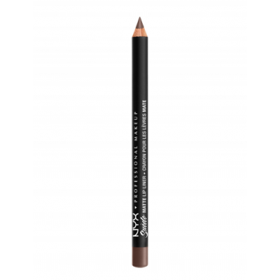 NYX Suede Matte Lip Liner Brooklyn Thorn 1 st