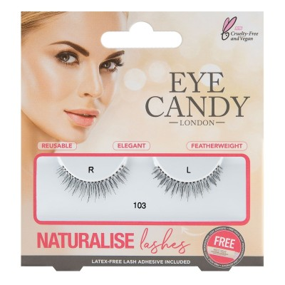 Eye Candy Naturalise False Eyelashes 103 1 pari