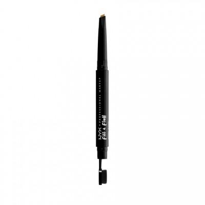 NYX Fill & Fluff Eyebrow Pomade Pencil 01 Blonde 0,2 g