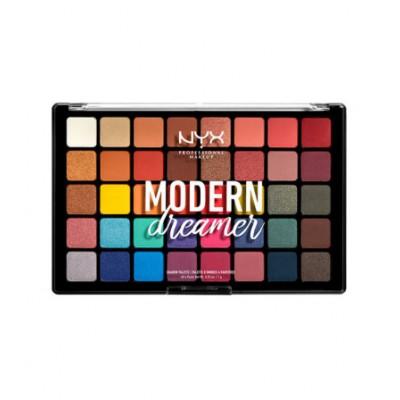 NYX Modern Dreamer Eyeshadow Palette 1 stk