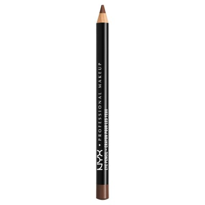 NYX Slim Eye Pencil Dark Brown 1 stk