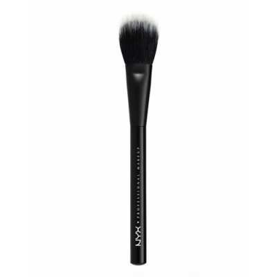 NYX Pro Dual Fibre Powder Brush 1 stk