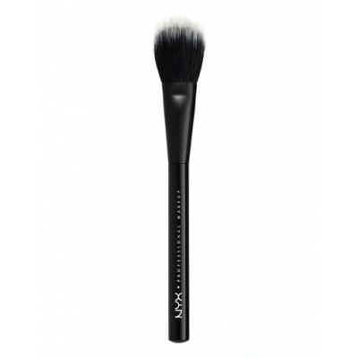 NYX Pro Dual Fibre Powder Brush 1 kpl