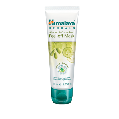 Himalaya Almond & Cucumber Peel-Off Mask 75 ml