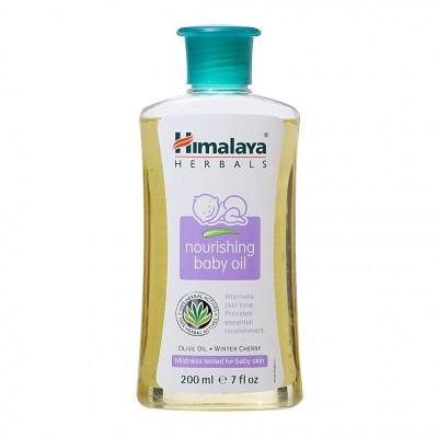 Himalaya Nourishing Baby Oil 200 ml