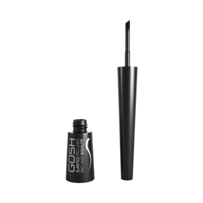GOSH Slanted Pro Liner 002 Matt Black 3 ml