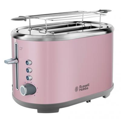 Russell Hobbs 25081-56 Bubble vaaleanpunainen leivänpaahdin 1 kpl