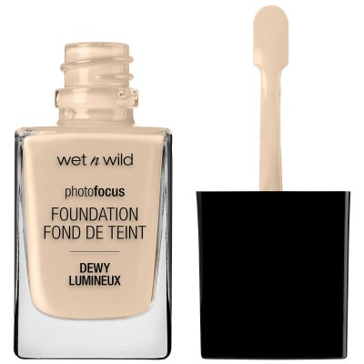 Wet 'n Wild Photo Focus Dewy Foundation Nude Ivory 30 ml