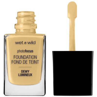 Wet 'n Wild Photo Focus Dewy Foundation Golden Beige 30 ml