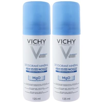 Vichy 48H Mineral Deospray Duo 2 x 125 ml