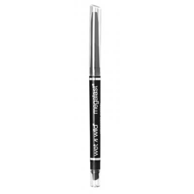 Wet 'n Wild MegaLast Retractable Eyeliner Black 1 kpl