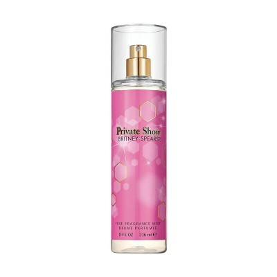 Britney Spears Private Show Fragrance Mist 236 ml