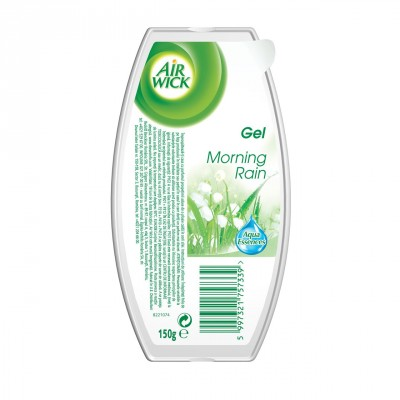 Air Wick Odour Stop Gel Morning Rain 150 g
