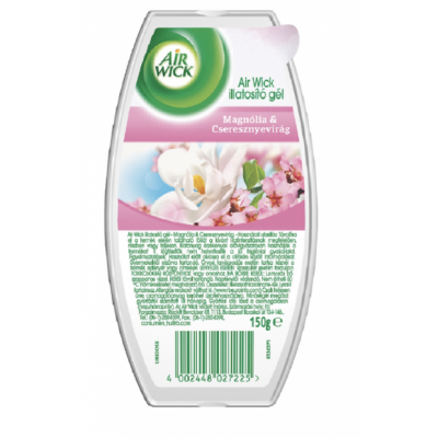 Air Wick Odour Stop Gel Magnolia 150 g
