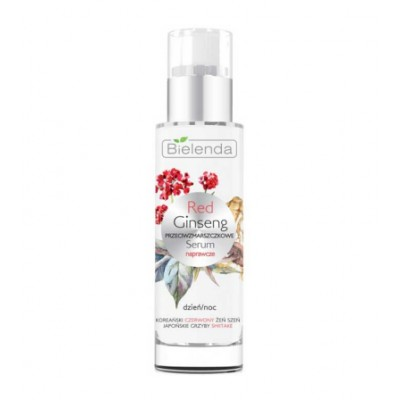 Bielenda Bielenda Red Ginseng Anti-Wrinkle Repair Serum 30 ml 30 ml
