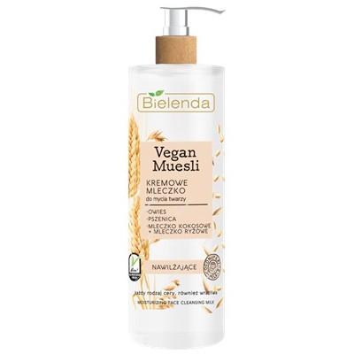 Bielenda Vegan Muesli Moisturizing Face Cleansing Milk 175 g