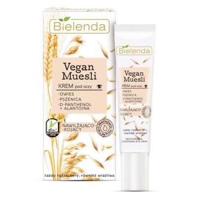 Bielenda Vegan Muesli Moisturizing & Soothing Eye Cream 15 ml