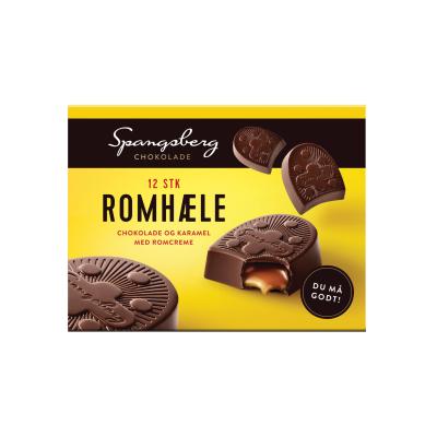 Spangsberg Chocolade Met Rumcrème 120 g
