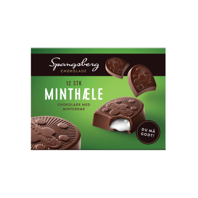 Spangsberg Minthæle 120 g