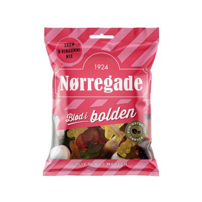 Nørregade Zachte snoep mix 115 g