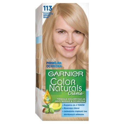 Garnier Color Naturals 113 Beige Blond 1 stk