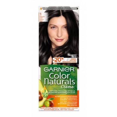 Garnier Garnier Color Naturals 1 Black 1 kpl