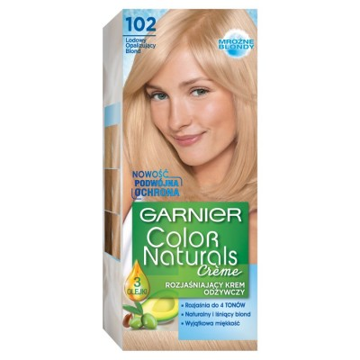 Garnier Color Naturals 102 Icy Iridescent Blond 1 pcs