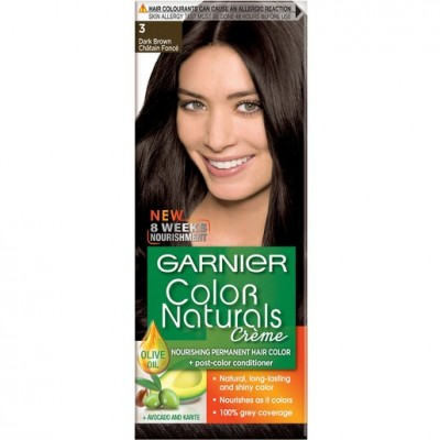 Garnier Color Naturals 3 Natural Dark Brown 1 st