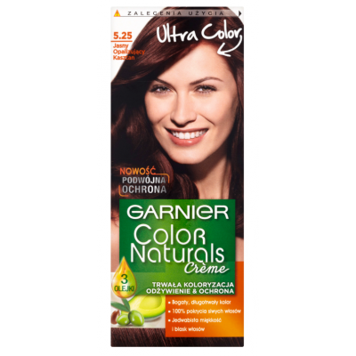 Garnier Color Naturals 5.25 Bright Iridescent Chestnut 1 pcs