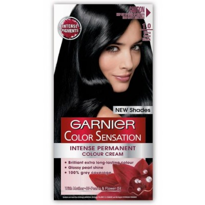 Garnier Color Sensation 1.0 Ultra Onyx Black 1 st