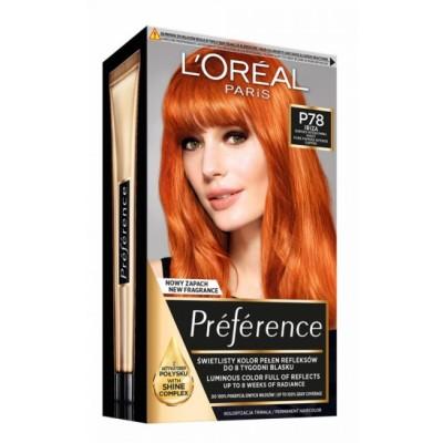 L'Oreal Preference P78 Pure Paprika 1 pcs