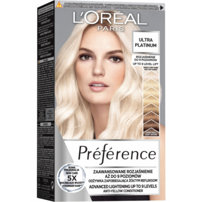 L'Oreal Preference Extreme Platinum 1 stk