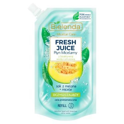 Bielenda Fresh Juice Micellar Liquid Melon 500 ml