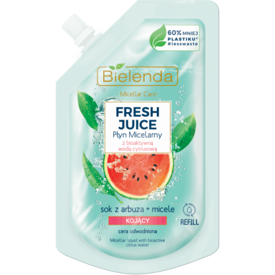Bielenda Fresh Juice Micellar Liquid Watermelon 45 ml